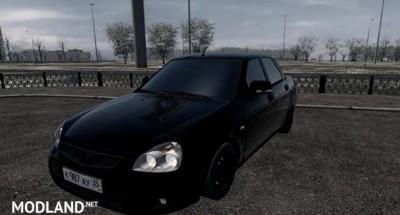 Lada 2170 Black Edition [1.5.9], 1 photo